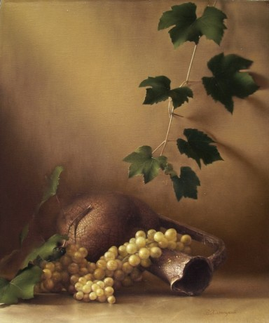 Still Life with Grape